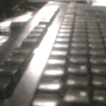 Infrarot Aufnahme der Logitech C160