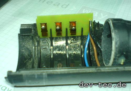 Miele S558 Elektronik nach dem Reinigen