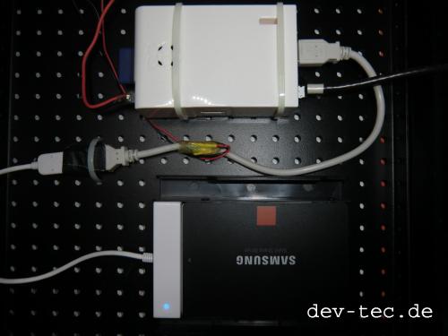 """my-cloud private cloud im 19"""" Gehäuse - CPU und Speicher"""